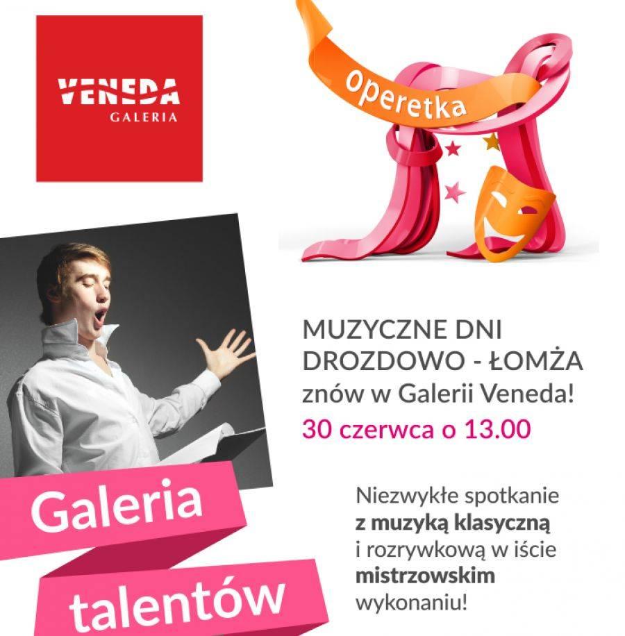 Kultura, Veneda zmieni sobotę Galerię Talentów - zdjęcie, fotografia