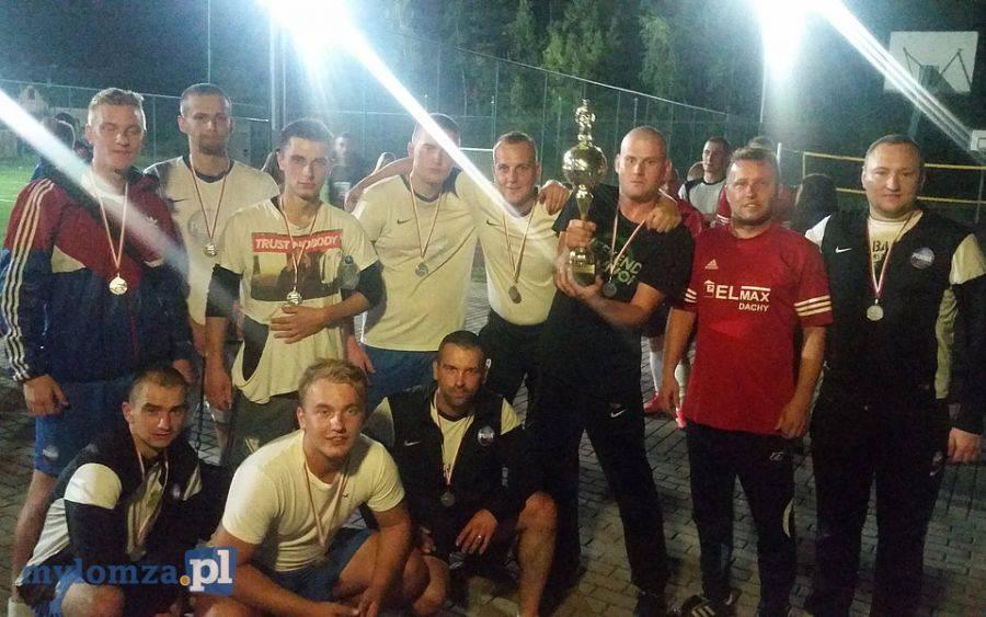 Sport, Nocny Turniej Puchar Wójta Gminy Łomża wygrała reprezentacja Meksyku - zdjęcie, fotografia