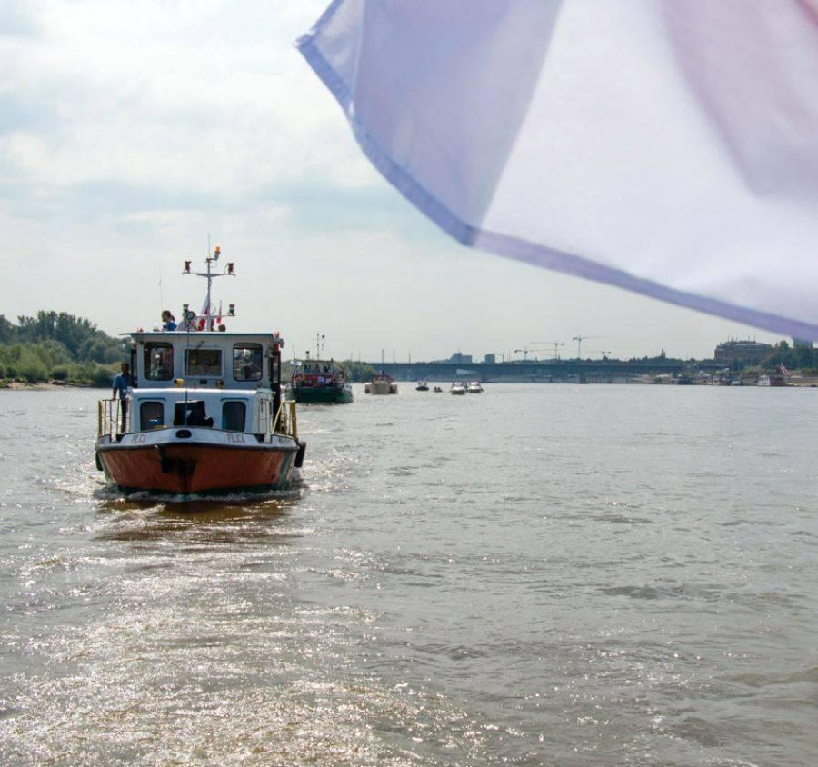 Aktualności, Wskrzeszą żeglugowy Pisie Narwi - zdjęcie, fotografia