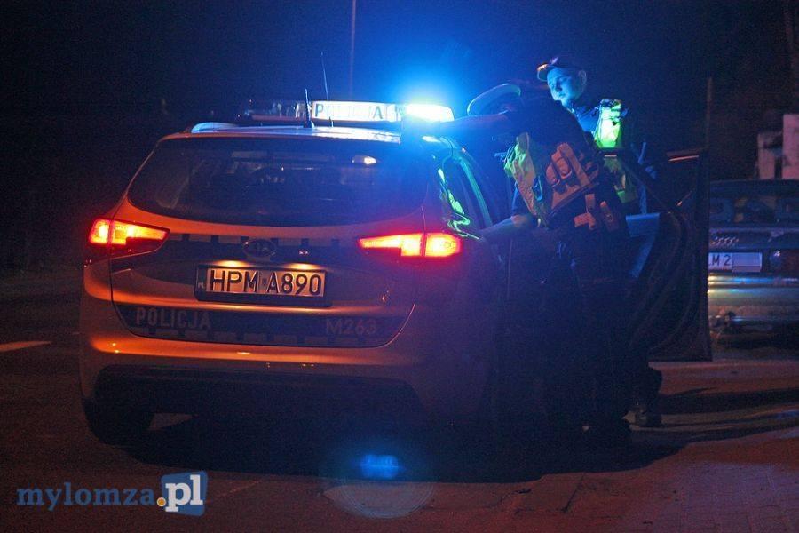 Wypadki drogowe, Pijak rekordzista zatrzymany Piątnicy - zdjęcie, fotografia