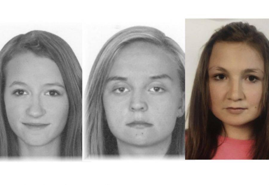 Osoby poszukiwane, Zaginęły młode kobiety! [FOTO] - zdjęcie, fotografia