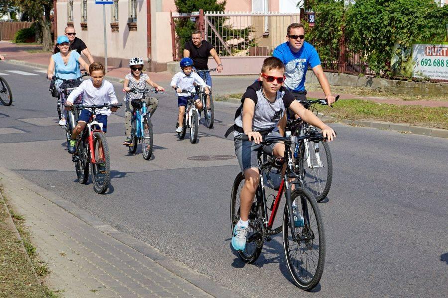 Rowery, Rowerowy koniec wakacji [FOTO] - zdjęcie, fotografia