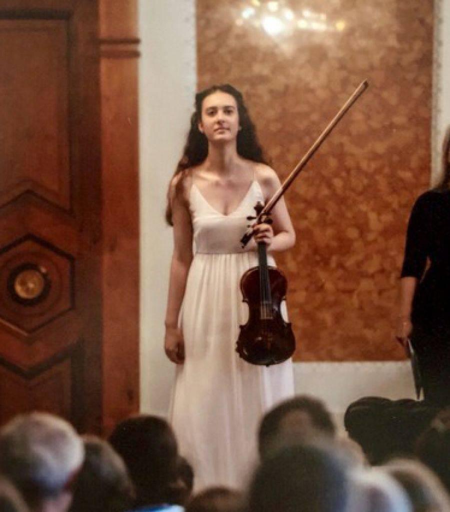 Kultura, Skazana skrzypce [FOTO] - zdjęcie, fotografia