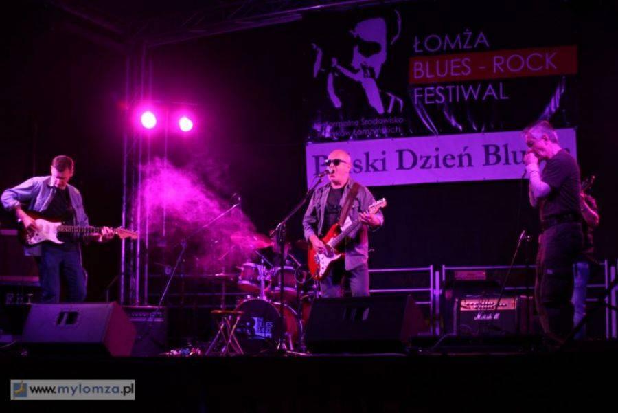 Łomża, Szósty Łomża Blues Festiwal weekend! - zdjęcie, fotografia