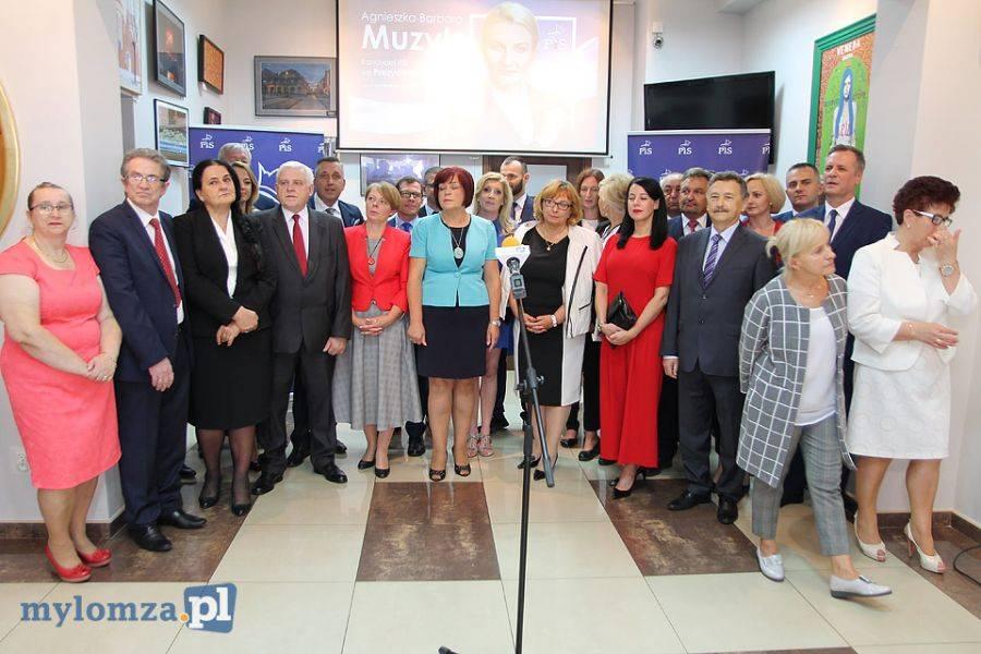 Łomża, Prezentacja kandydatów miasta Łomży [VIDEO FOTO] - zdjęcie, fotografia