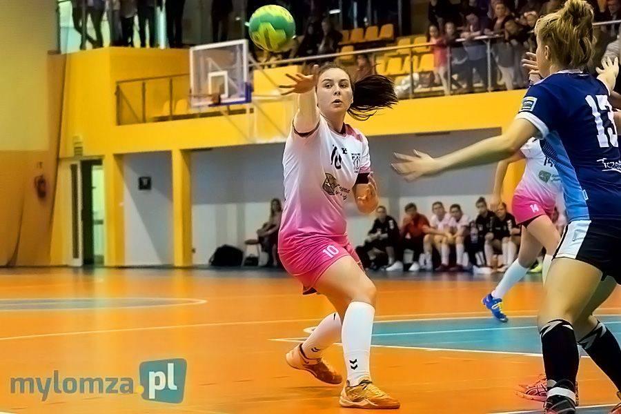 Sport, Szczypiornistki Dwójki zagrają dziś Łódź - zdjęcie, fotografia