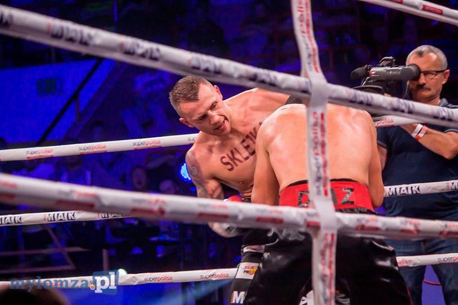 Boks, Knockout Boxing Night wieczór pełen emocji [VIDEO FOTO] - zdjęcie, fotografia