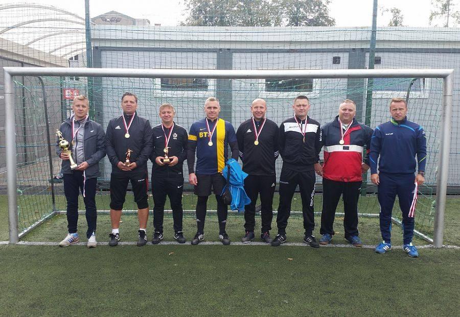 Sport, Turniej oldbojów [FOTO] - zdjęcie, fotografia