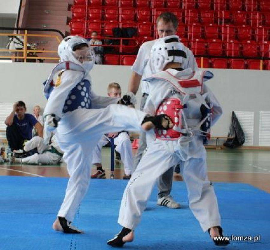 Sztuki walki, Młodzi taekwondziści rywalizowali Puchar Prezydenta [FOTO] - zdjęcie, fotografia