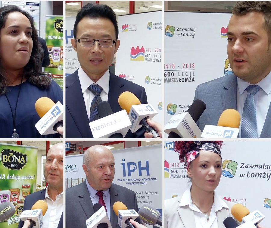 Biznes, Światowe spotkanie biznesowe radcami handlowymi [VIDEO] - zdjęcie, fotografia
