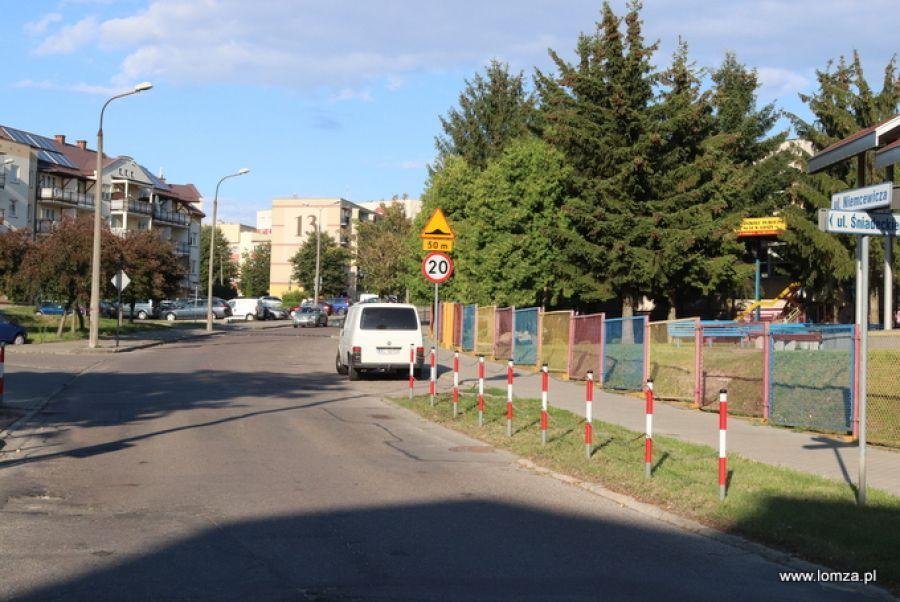 Biznes, Dodatkowe środki remont Niemcewicza - zdjęcie, fotografia