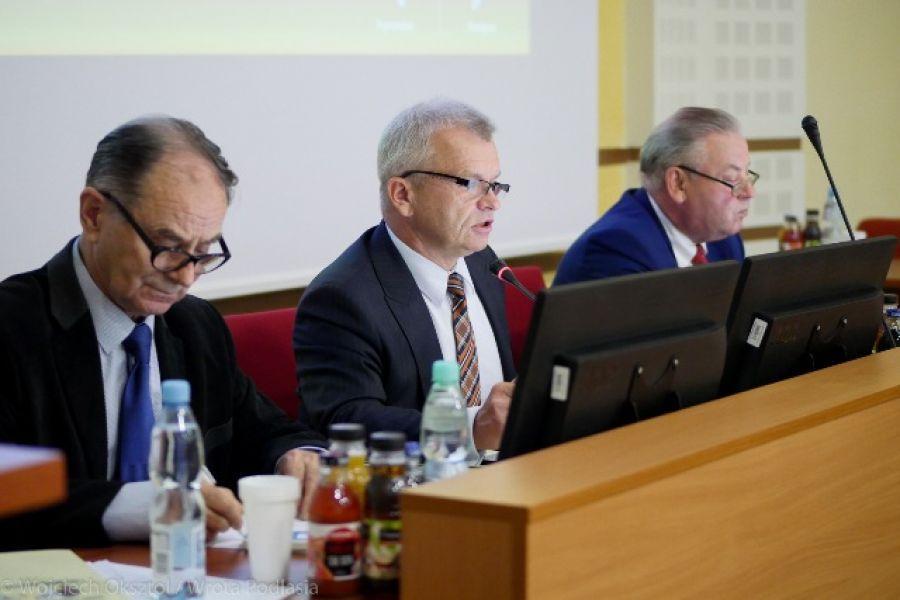 Partie polityczne, [LIVE] Uroczysta sesja Sejmiku Województwa Podlaskiego Łomży - zdjęcie, fotografia