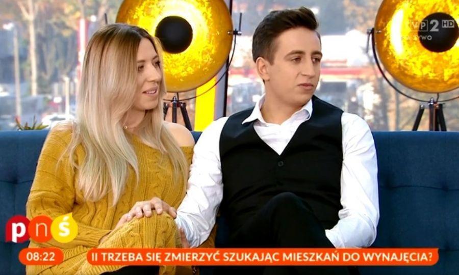Łomżanie, Małgosia Paweł Rolnik szuka żony Pytaniu śniadanie [VIDEO] - zdjęcie, fotografia