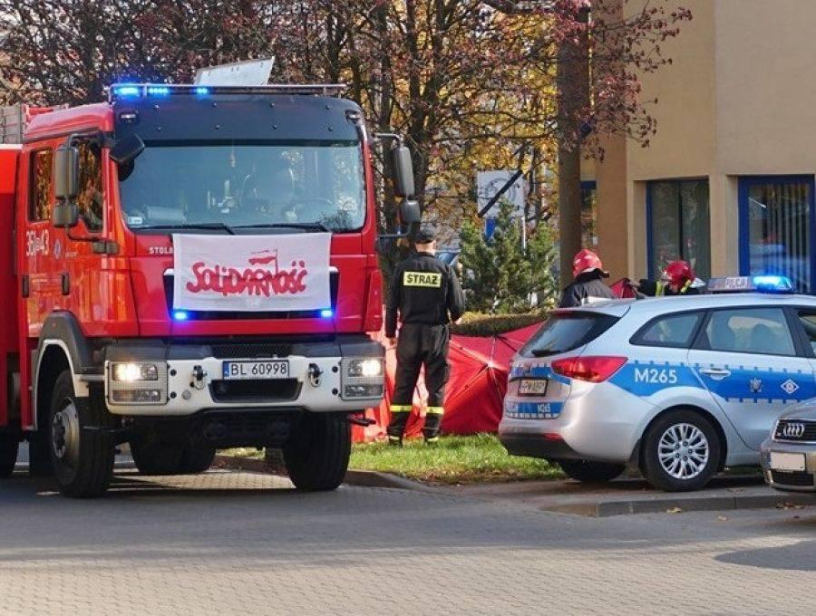 Kronika kryminalna, Zwłoki Żeromskiego [FOTO] - zdjęcie, fotografia
