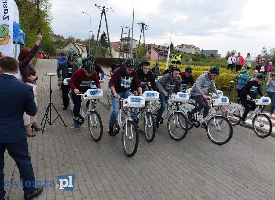 Rowery, [LIVE] Podsumowanie Łomżyńskiej Komunikacji Rowerowej - zdjęcie, fotografia