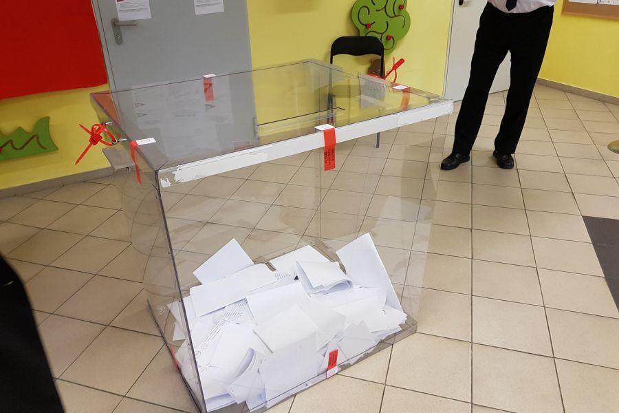 Region, Bardzo słaba frekwencja wyborcza Łomży - zdjęcie, fotografia