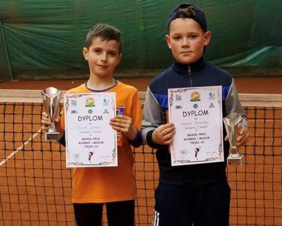 Tenis ziemny tenis stołowy badminton, Turniejowe osiągnięcia Return [FOTO] - zdjęcie, fotografia