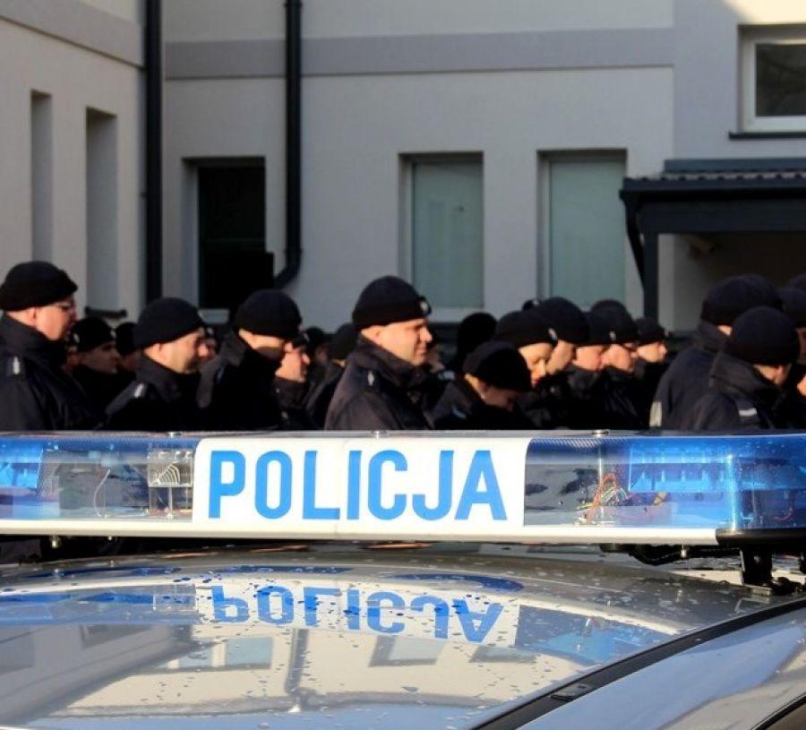 Aktualności, Grypa obecna także Łomży Policjanci chorują - zdjęcie, fotografia
