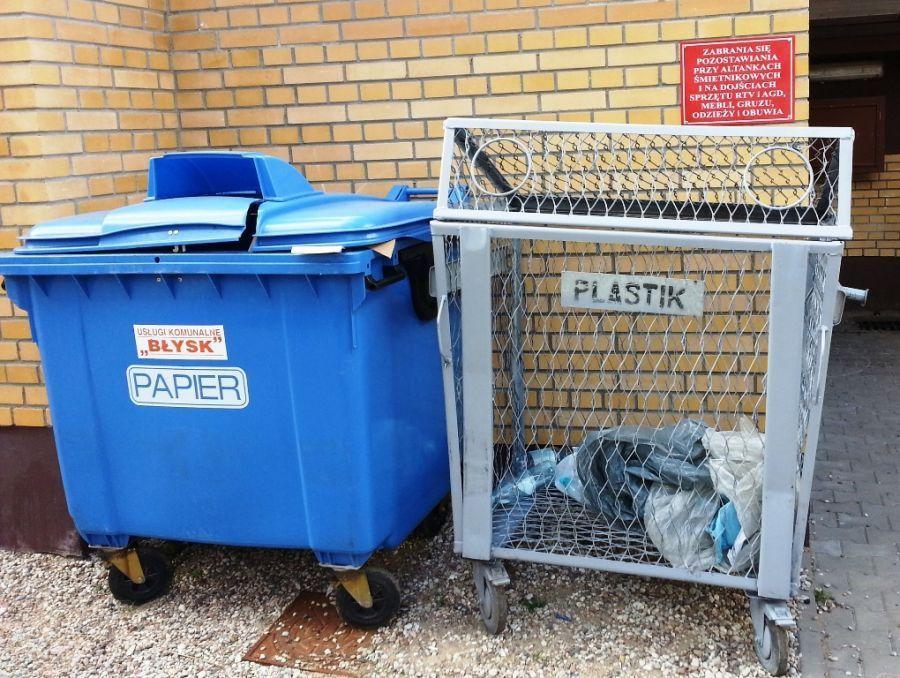 Aktualności, listopada oddasz odpadów! - zdjęcie, fotografia