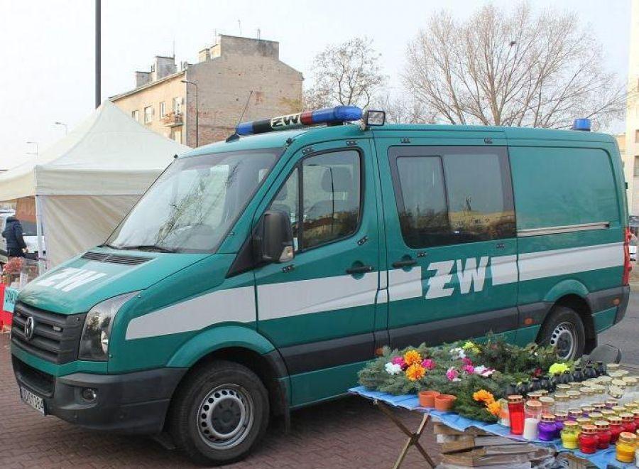 Aktualności, Żandarmeria Straż Graniczna wsparły łomżyńskich policjantów - zdjęcie, fotografia