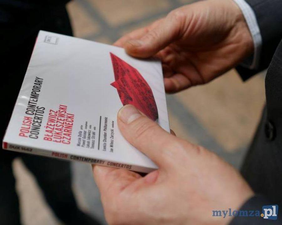 Sztuka, płyta Filharmonii Kameralnej - zdjęcie, fotografia