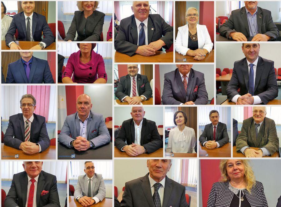 Rada Miejska w Łomży, [LIVE] Sesja Miejskiej Łomży - zdjęcie, fotografia