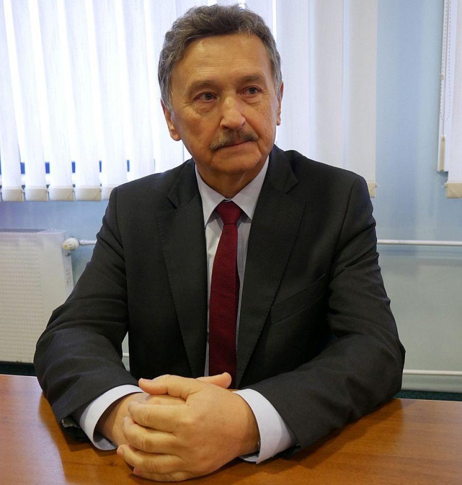 Rada Miejska w Łomży, Olszewski przewodniczącym Miejskiej Łomży - zdjęcie, fotografia