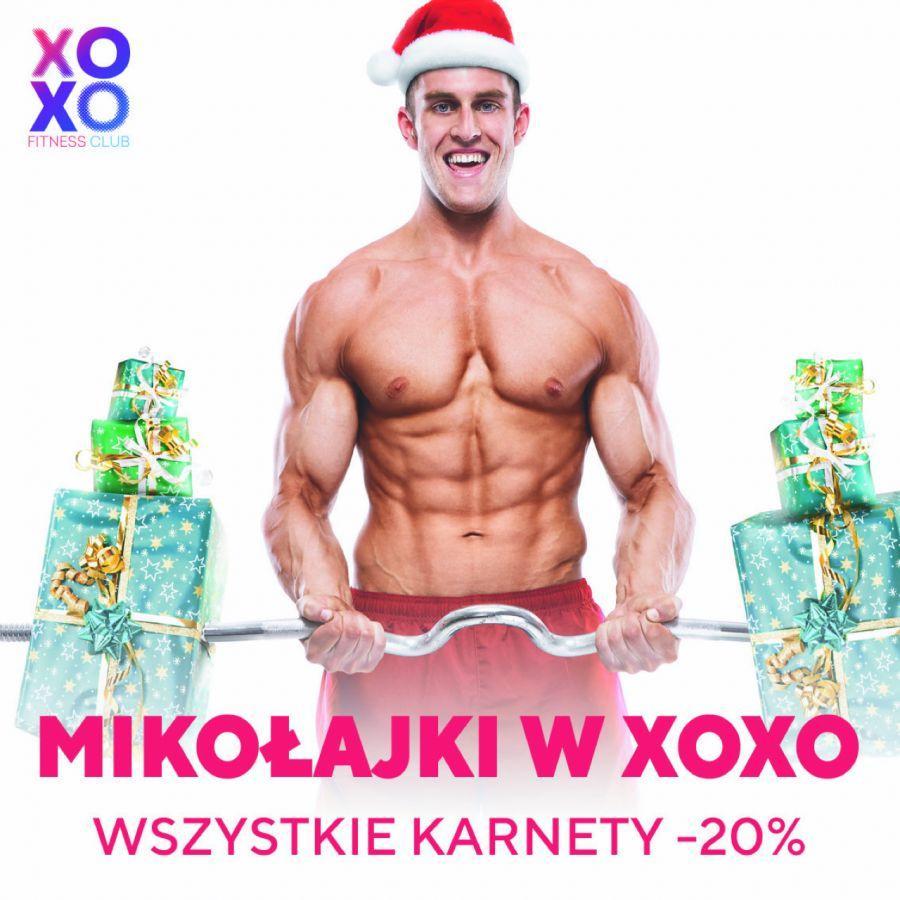 Aktualności, Święty Mikołaj odwiedził XOXO! - zdjęcie, fotografia