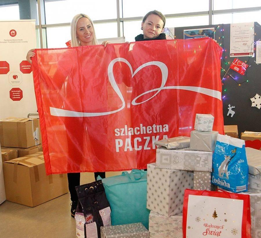 Akcje charytatywne, Szlachetne paczki trafiają potrzebujących [VIDEO FOTO] - zdjęcie, fotografia