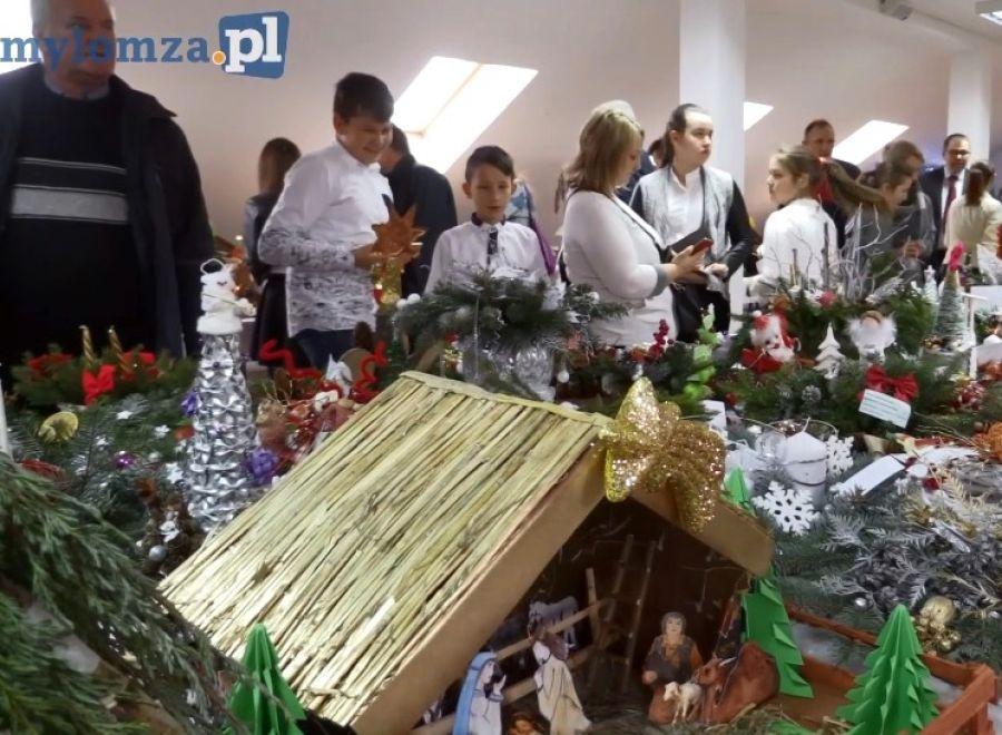 Wystawy, Jubileuszowy Konkurs Szopek Stroików Bożonarodzeniowych [VIDEO] - zdjęcie, fotografia
