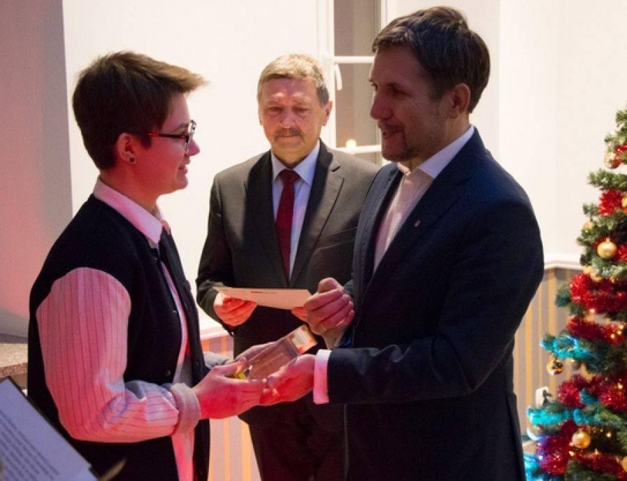 Akcje charytatywne, Łomżyńscy społecznicy nagrodzeni [FOTO] - zdjęcie, fotografia