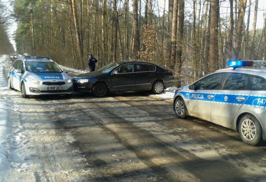 Kronika kryminalna, Pijany kierowca uciekał przed policją Skończył areszcie - zdjęcie, fotografia