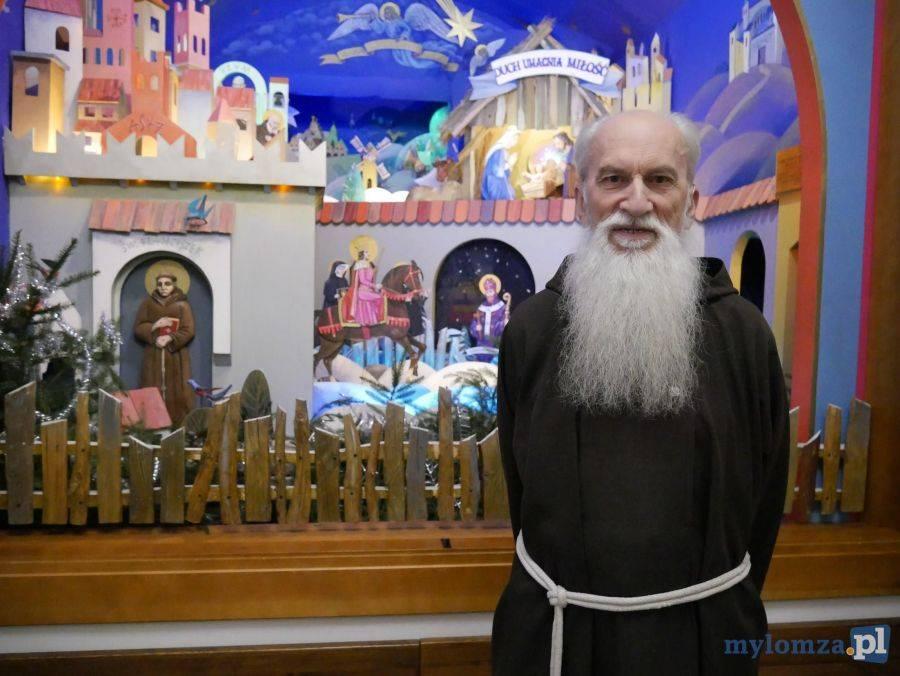 Wystawy, Ruchoma szopka braci Kapucynów [FOTO VIDEO] - zdjęcie, fotografia