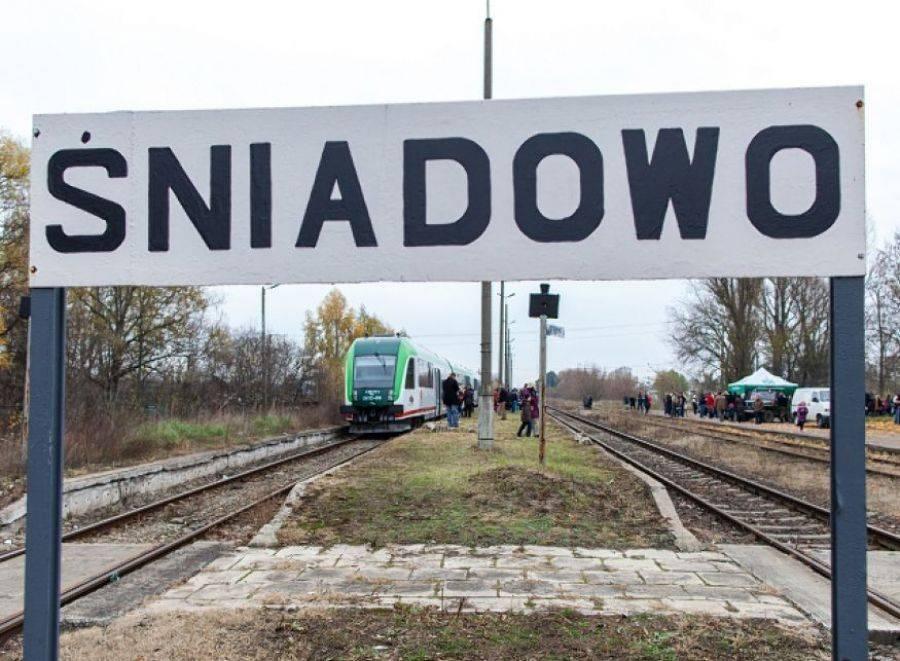 Region, gminie Śniadowo - zdjęcie, fotografia