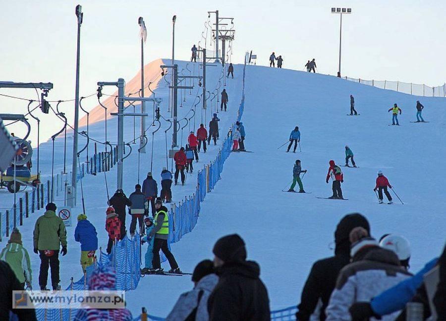 Region, sobotę rusza sezon narty! - zdjęcie, fotografia