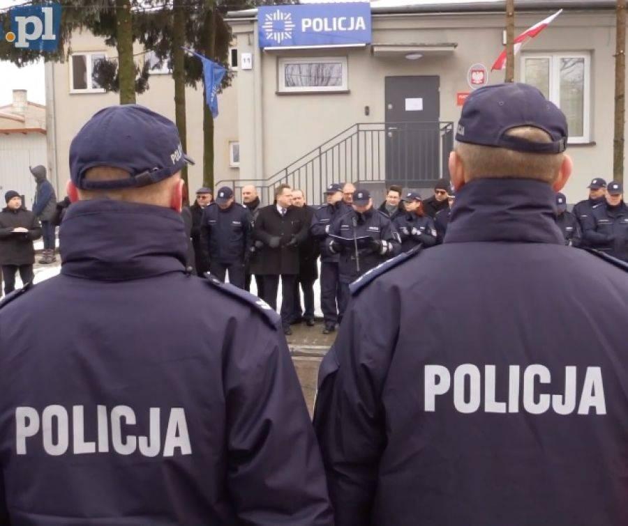 Region, Posterunek policji Wiźnie otwarty [VIDEO] - zdjęcie, fotografia