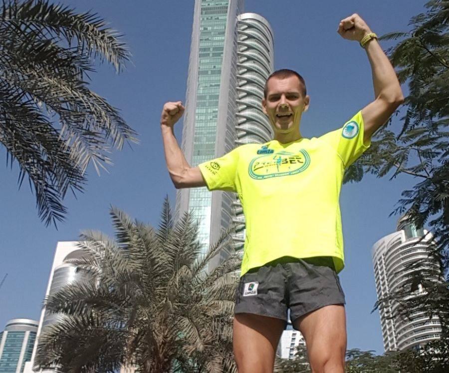 Lekkoatletyka, Łobodziński triumfuje Dubaju [FOTO] - zdjęcie, fotografia