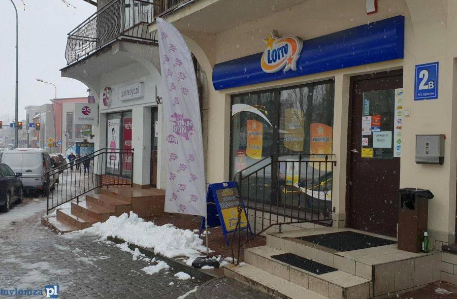 Ciekawostki, Łomży padła szóstka Lotto! - zdjęcie, fotografia