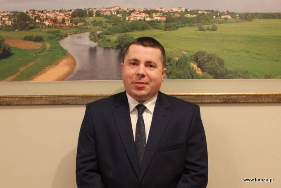 Prezydent Łomży, Andrzej Stypułkowski nowym wiceprezydentem - zdjęcie, fotografia