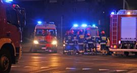 Wypadek na skrzyżowaniu. Dwie osoby w szpitalu!