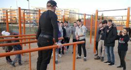 Łomża: Czwartkowy tłusty trening street workout [VIDEO i FOTO]