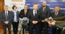 Łomża: Platforma Obywatelska chce pomóc mieszkańcom [VIDEO i FOTO]
