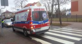 Łomża: 16-latka potrącona na przejściu [FOTO]