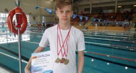 Pływacki sukces młodego zawodnika UKS Butterfly