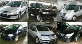 Podlaska KAS sprzedaje zajęte samochody [FOTO]