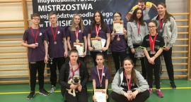 Łomża: Udane mistrzostwa województwa w tenisie stołowym