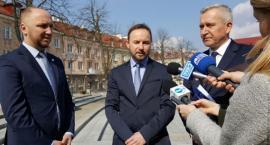 Koalicja Europejska: Tomasz Frankowski w Łomży [LIVE]