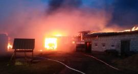 W pożarze stracili dorobek życia