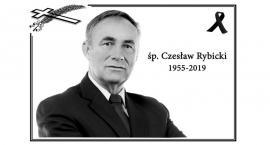 Znamy szczegóły pogrzebu śp. Czesława Rybickiego