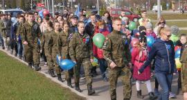 Łomża: Niebieski Marsz przeszedł ulicami miasta [FOTO i VIDEO]